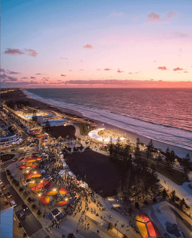 8 of Our Favourite Perth Beaches